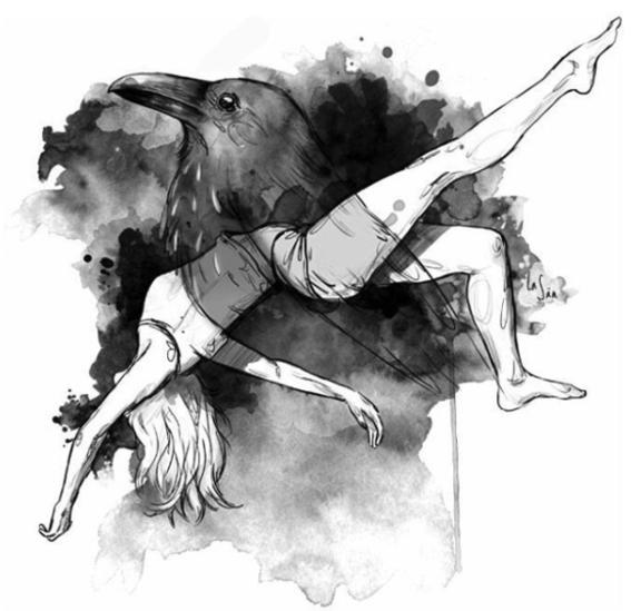 illustraciones de sanda cumplido 14