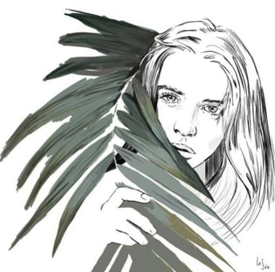 illustraciones de sanda cumplido 11