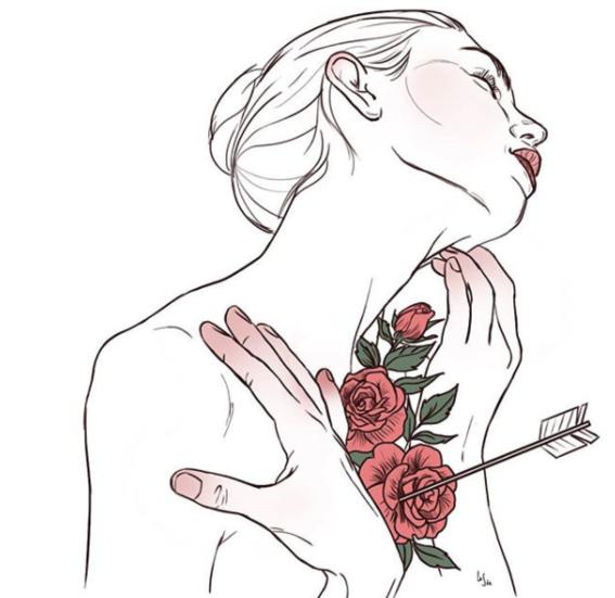 illustraciones de sanda cumplido 12