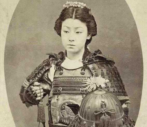 tomoe gozen female samurai 2