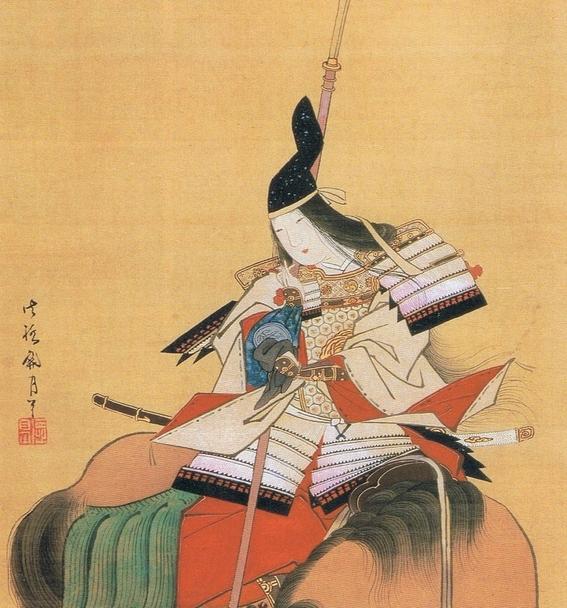 tomoe gozen female samurai 3