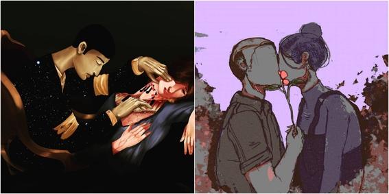 ilustraciones de ahmed awad 2