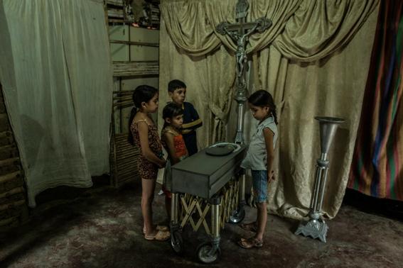 en venezuela los niños mueren de hambre 3