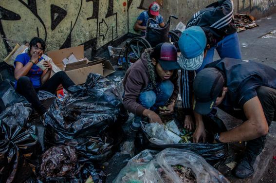 en venezuela los niños mueren de hambre 4
