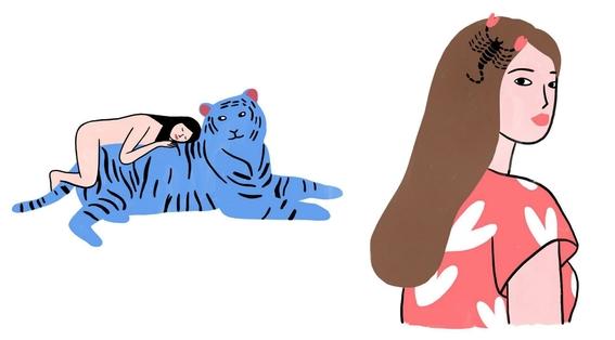 ilustraciones de lorraine sorlet 5