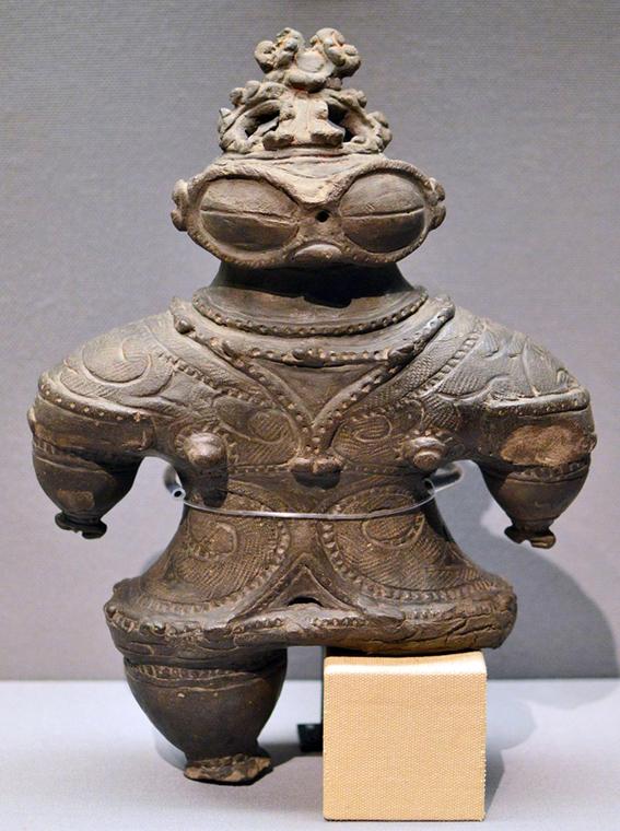 estatuas dogu 1