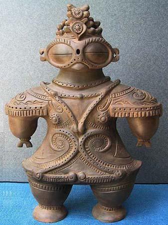 estatuas dogu 2