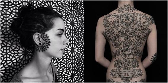 ornamental tattoos 2
