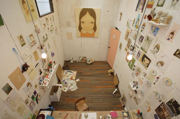 El Arte Pop de Yoshitomo Nara 14