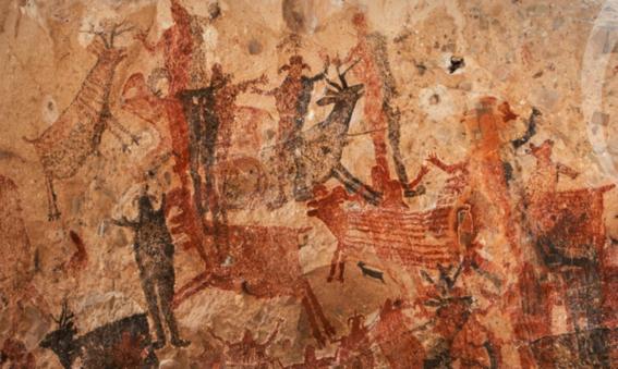 pinturas rupestres 1