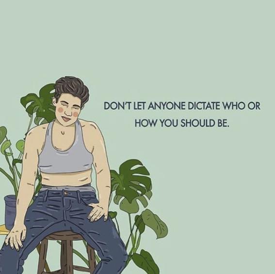 ilustraciones de recipes for self love 3