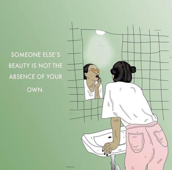 ilustraciones de recipes for self love 4