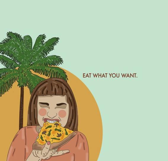 ilustraciones de recipes for self love 5