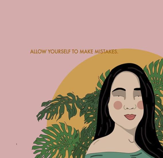 ilustraciones de recipes for self love 11
