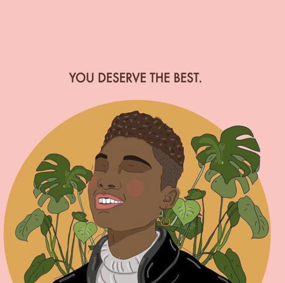 ilustraciones de recipes for self love 18