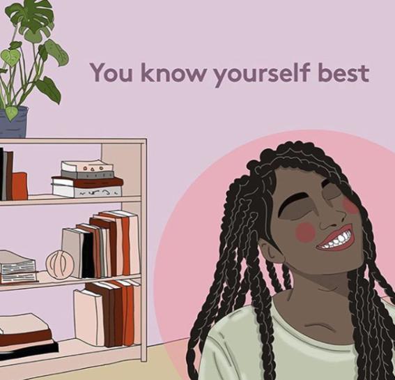 ilustraciones de recipes for self love 17