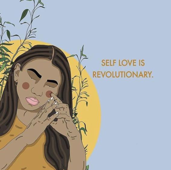 ilustraciones de recipes for self love 19