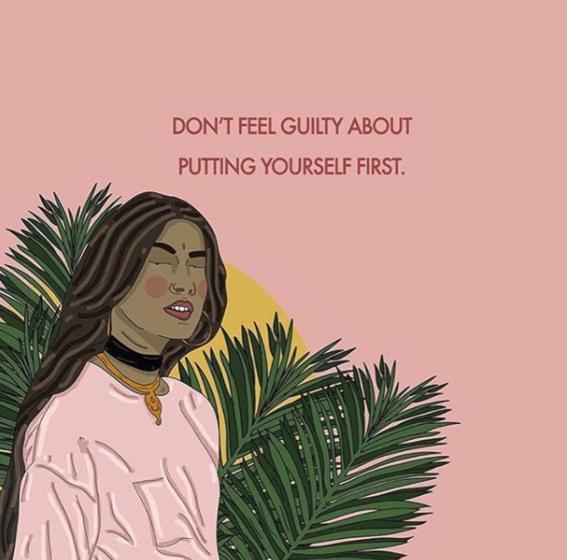 ilustraciones de recipes for self love 22