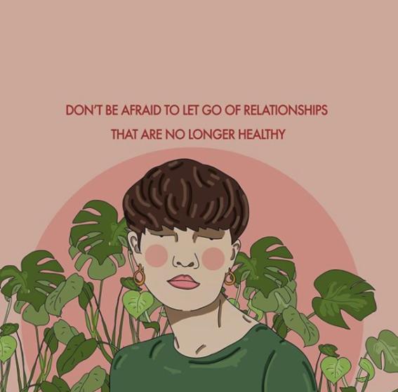 ilustraciones de recipes for self love 29