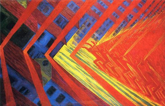 la pintura futurista que inspiro a pink floyd 4