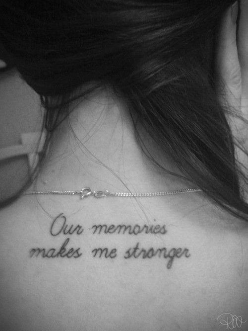 12 Tatuajes Para Recordar A La Persona Que Se Fue Diseño Diseño