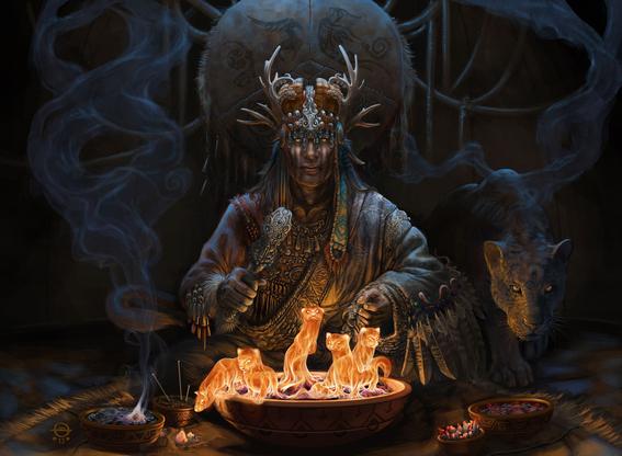 santa claus the shaman 1