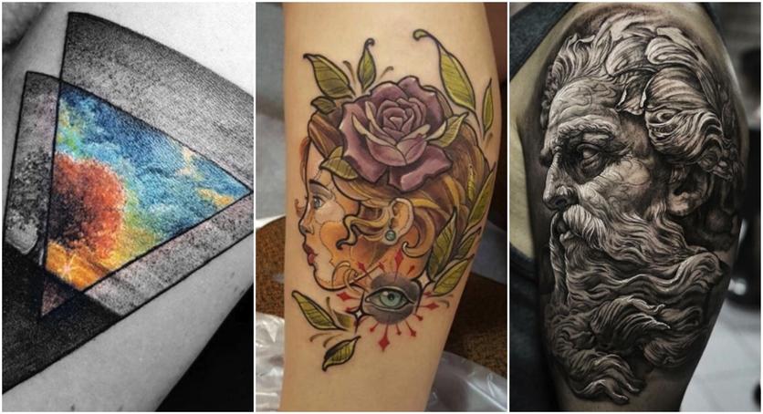 Los 10 Mejores Estudios De Tatuaje De Latinoamérica Viajes Viajes