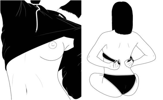 ilustraciones de negrox 2