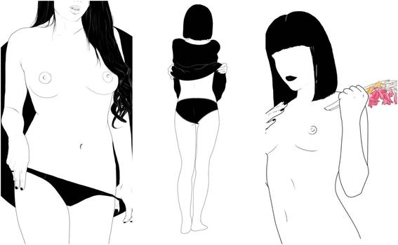ilustraciones de negrox 3