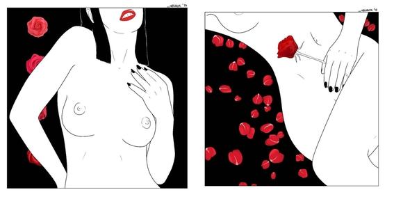 ilustraciones de negrox 4