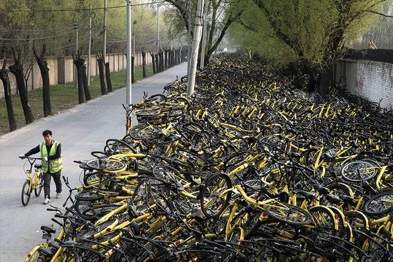 cementerios de bicicletas en china 3