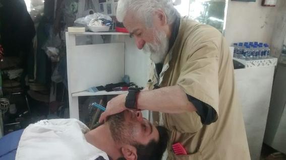 don manuel el ultimo barbero tradicional de la colonia roma 2
