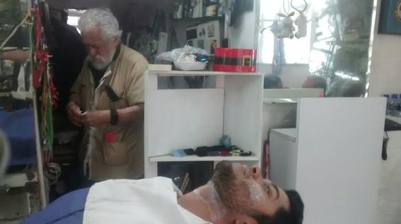 don manuel el ultimo barbero tradicional de la colonia roma 3