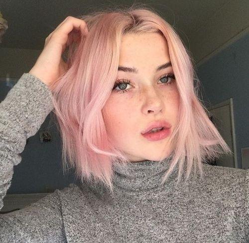 cortes de cabello y peinados 2018 8