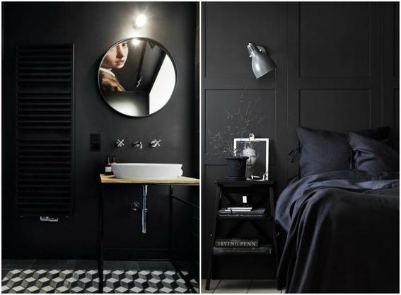 black room design ideas 3
