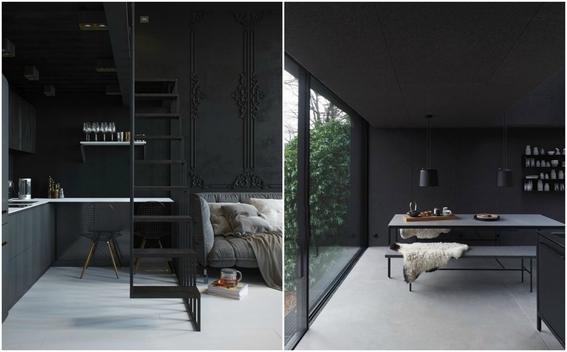 black room design ideas 5