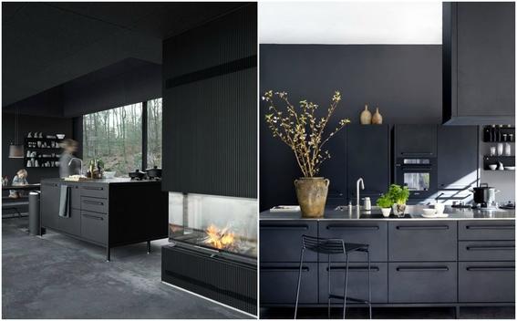 black room design ideas 6