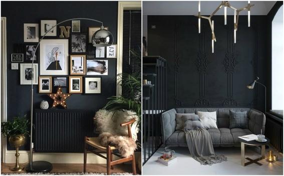 black room design ideas 7
