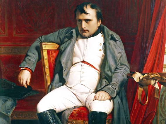 pene de napoleon 4