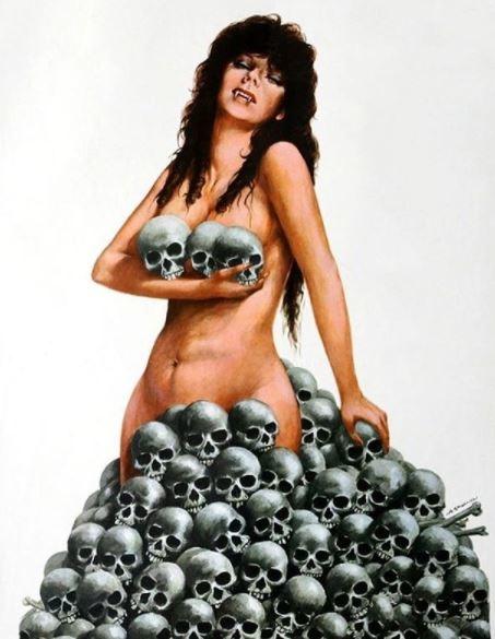ilustraciones de guerreras y mujeres fatales 4