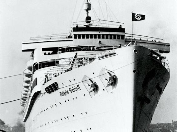 wilhelm gustloff el titanic nazi 1