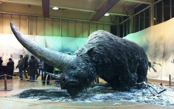 descubren restos prehistoricos por derretimiento en siberia 3