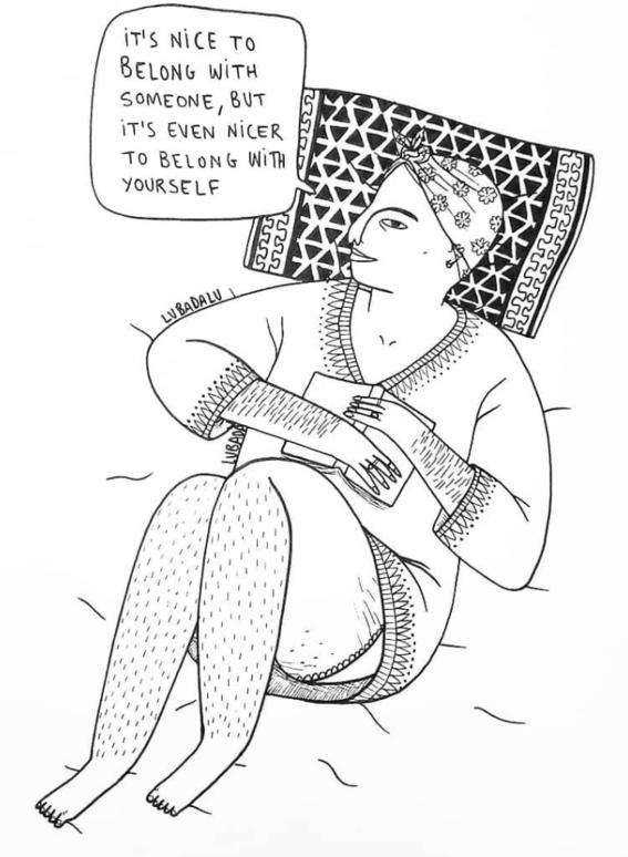 ilustraciones de lubadalu 2