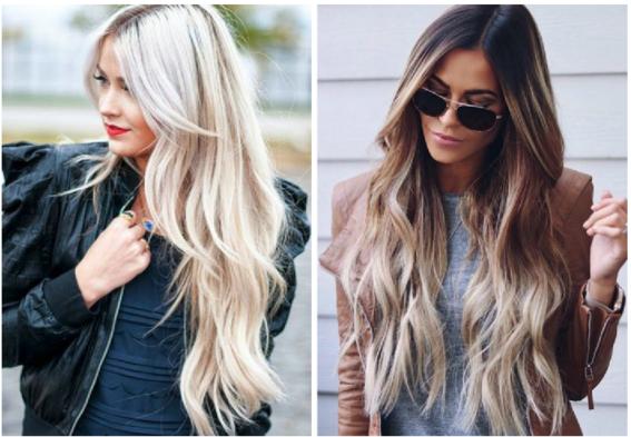 8 cortes para cambiar de estilo y mantener tu cabello largo Moda