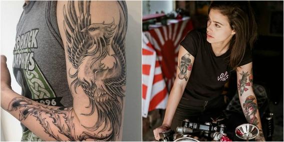senales de que te hiciste un tatuaje solo por encajar 5