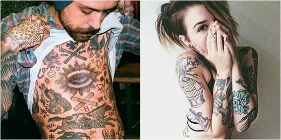 senales de que te hiciste un tatuaje solo por encajar 6