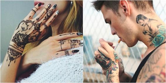 senales de que te hiciste un tatuaje solo por encajar 7