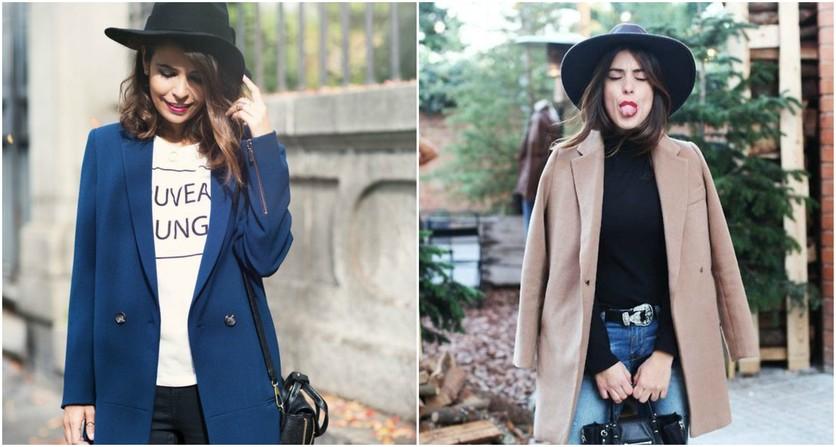 6 formas de usar sacos y blazers oversize sin verte ancha 2