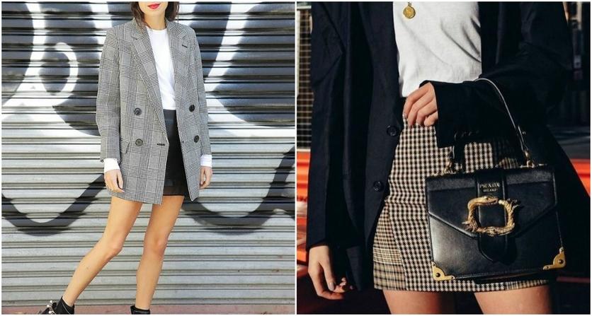 6 formas de usar sacos y blazers oversize sin verte ancha 3
