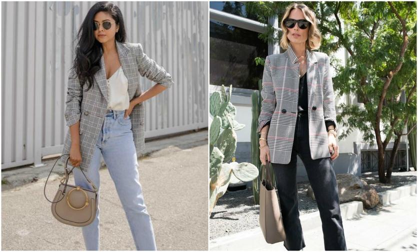 6 formas de usar sacos y blazers oversize sin verte ancha 7